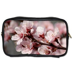 Plum Blossoms Toiletries Bags by trendistuff