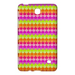 Scallop Pattern Repeat In 'la' Bright Colors Samsung Galaxy Tab 4 (8 ) Hardshell Case