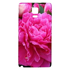 Paeonia Eleanor Galaxy Note 4 Back Case by trendistuff