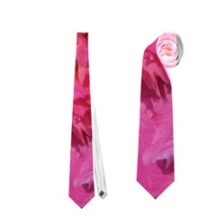 Paeonia Coral Neckties (two Side)  by trendistuff