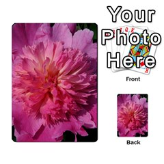 Paeonia Coral Multi Purpose Cards (rectangle)  by trendistuff
