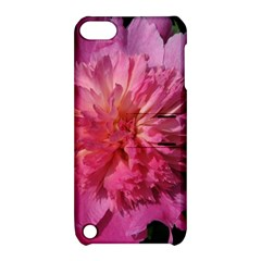 Paeonia Coral Apple Ipod Touch 5 Hardshell Case With Stand by trendistuff