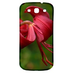 Lilium Red Velvet Samsung Galaxy S3 S Iii Classic Hardshell Back Case by trendistuff