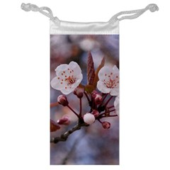 Cherry Blossoms Jewelry Bags by trendistuff