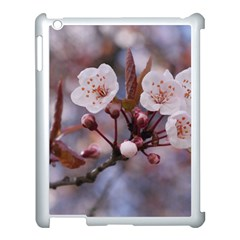 Cherry Blossoms Apple Ipad 3/4 Case (white) by trendistuff