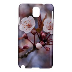 Cherry Blossoms Samsung Galaxy Note 3 N9005 Hardshell Case by trendistuff