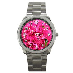 Bougainvillea Sport Metal Watches
