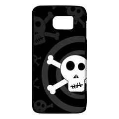 Skull & Crossbones Galaxy S6 by waywardmuse