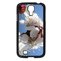 Apricot Blossoms Samsung Galaxy S4 I9500/ I9505 Case (black) by trendistuff