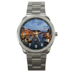 Venice Canal Sport Metal Watches