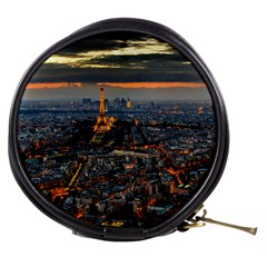 Paris From Above Mini Makeup Bags by trendistuff