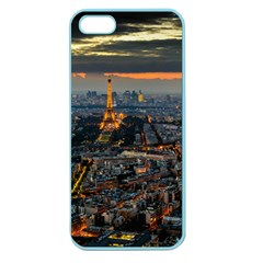 Paris From Above Apple Seamless Iphone 5 Case (color) by trendistuff
