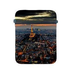 Paris From Above Apple Ipad 2/3/4 Protective Soft Cases by trendistuff