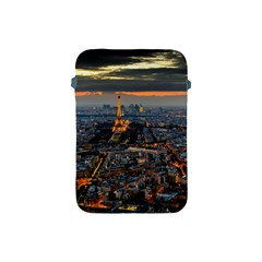 Paris From Above Apple Ipad Mini Protective Soft Cases by trendistuff