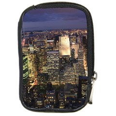 New York 1 Compact Camera Cases by trendistuff