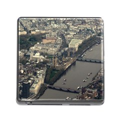 London Memory Card Reader (square) by trendistuff