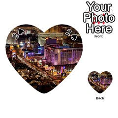 Las Vegas 2 Playing Cards 54 (heart)