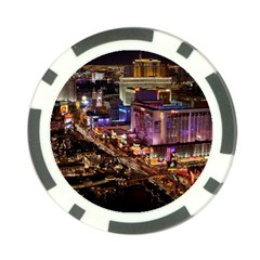 Las Vegas 2 Poker Chip Card Guards by trendistuff