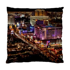 Las Vegas 2 Standard Cushion Cases (two Sides)  by trendistuff
