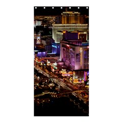 Las Vegas 2 Shower Curtain 36  X 72  (stall)  by trendistuff