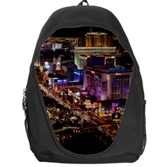 Las Vegas 2 Backpack Bag by trendistuff