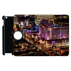 Las Vegas 2 Apple Ipad 2 Flip 360 Case by trendistuff