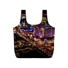 Las Vegas 2 Full Print Recycle Bags (s)  by trendistuff
