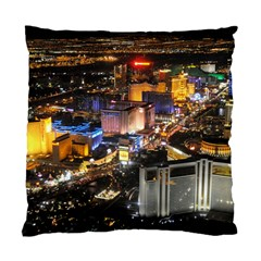 Las Vegas 1 Standard Cushion Cases (two Sides)  by trendistuff