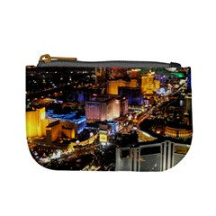 Las Vegas 1 Mini Coin Purses by trendistuff