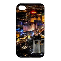 Las Vegas 1 Apple Iphone 4/4s Premium Hardshell Case by trendistuff
