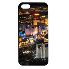 Las Vegas 1 Apple Iphone 5 Seamless Case (black) by trendistuff
