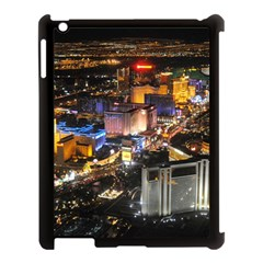Las Vegas 1 Apple Ipad 3/4 Case (black) by trendistuff