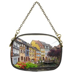 Colmar France Chain Purses (two Sides)