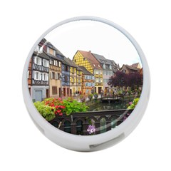 Colmar France 4 Port Usb Hub (one Side) by trendistuff