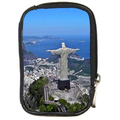 Christ On Corcovado Compact Camera Cases by trendistuff