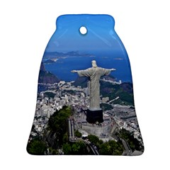 Christ On Corcovado Ornament (bell)