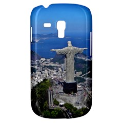 Christ On Corcovado Samsung Galaxy S3 Mini I8190 Hardshell Case by trendistuff