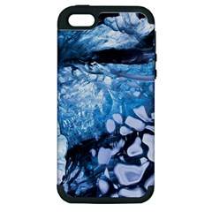 Svmnafellsjvkull Apple Iphone 5 Hardshell Case (pc+silicone) by trendistuff