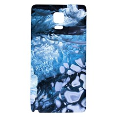 Svmnafellsjvkull Galaxy Note 4 Back Case by trendistuff
