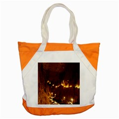 Skocjan Caves Accent Tote Bag  by trendistuff