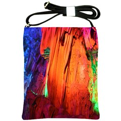 Reed Flute Caves 4 Shoulder Sling Bags
