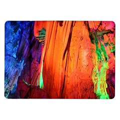 Reed Flute Caves 4 Samsung Galaxy Tab 10 1  P7500 Flip Case by trendistuff