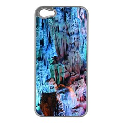 Reed Flute Caves 3 Apple Iphone 5 Case (silver)