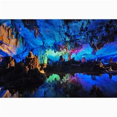 Reed Flute Caves 2 Collage 12  X 18