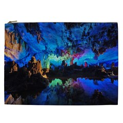 Reed Flute Caves 2 Cosmetic Bag (xxl)  by trendistuff