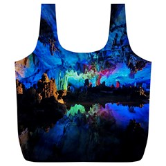 Reed Flute Caves 2 Full Print Recycle Bags (l)  by trendistuff