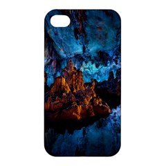 Reed Flute Caves 1 Apple Iphone 4/4s Hardshell Case by trendistuff