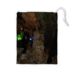 Phong Nha Ke Bang 1 Drawstring Pouches (large)  by trendistuff