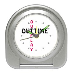 Outtime / Outplay Travel Alarm Clocks