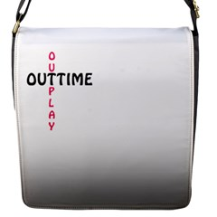 Outtime / Outplay Flap Messenger Bag (s)